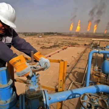المركزي للإحصاء: 38.2% مساهمة النفط في الناتج الإجمالي للفصل الأول من ٢٠٢٠