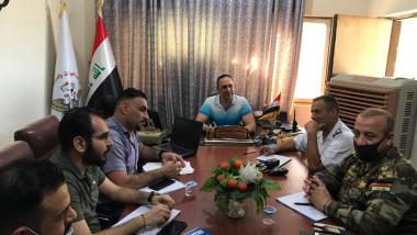 الهيأة الإدارية لنادي العراق للسيارات والدراجات النارية تعقد أجتماعها الأول