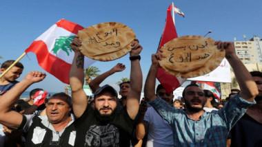 لبنان ترفع سعر الخبز المدعوم وسط انهيار للعملة المحلية