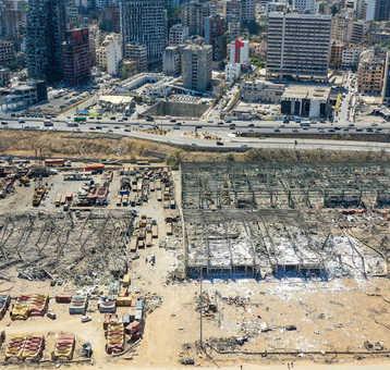 الاستقالات من الحكومة تتواتر جراء انفجار بيوت والغضب الشعبي في لبنان