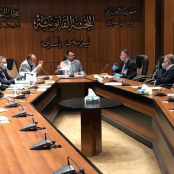 القانونية النيابية تحذر من الانتخابات المبكرة  مع عدم السيطرة على السلاح