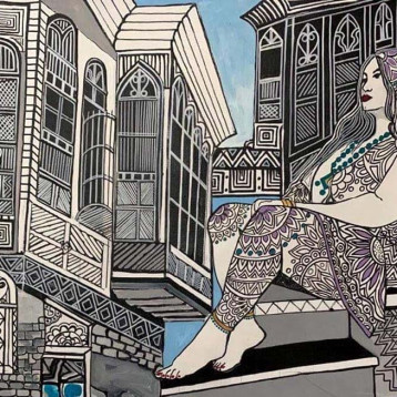 النزوع لفضح المدلولات في فن إياد الزبيدي