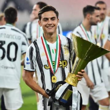 ديبالا الأفضل في الدوري الإيطالي ورونالدو هدافاً