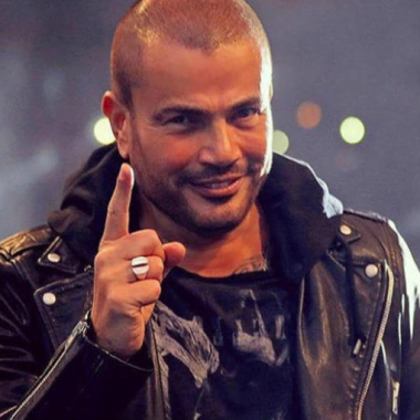 """عمرو دياب يستعين بدينا الشربيني للترويج لاغنية """"أماكن السهر"""""""
