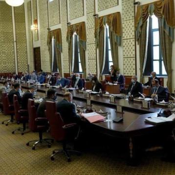 مجلس الوزراء يشمل شهداء وجرحى التظاهرات بقانون مؤسسة الشهداء