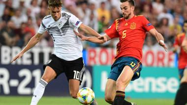 ألمانيا تواجه إسبانيا اليوم في افتتاح دوري الأمم الأوروبية