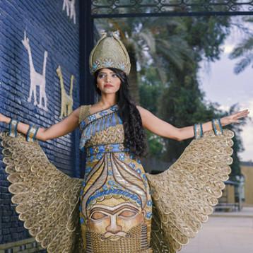 الدار العراقية للازياء تواصل جهودها لاعداد مؤتمرها الدولي الافتراضي الاول