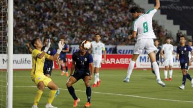 الوطني يواجه أوزبكستان تجريبيا في الإمارات
