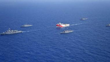 «الوطن الأزرق« أساس المطامع التوسعية التركية في بحري إيجة و»المتوسط»