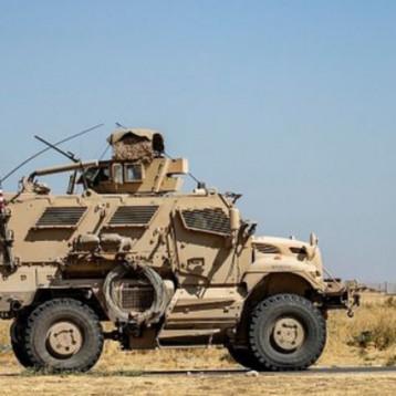 تعزيزات عسكرية ومركبات قتالية أميركية لحماية قوات التحالف في سوريا