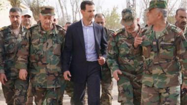 """خريطة الصراع في سوريا """"جامدة"""" منذ 6 أشهر وقوات النظام مسيطرة"""