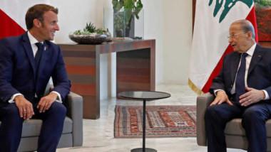 رئيس الوزراء المكلف يشكل الحكومة اللبنانية ويضعها بتصرف عون