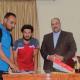 شويرد يدعو المؤسسات الرياضية لدعم نادي جنوب بغداد