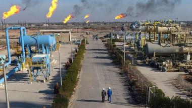 لقاء اقتصادي حول مشاريع العراق بقطاع النفط