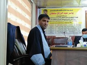 مبارك شهادة «الماجستير» للمدرب ياسر عبد الرزاق