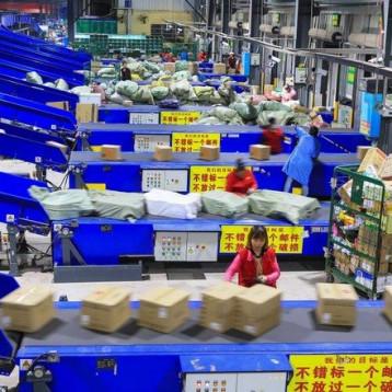 التجارة الإلكترونية طريق الحرير الصيني السريع غير المرئي للريادة الاقتصادية
