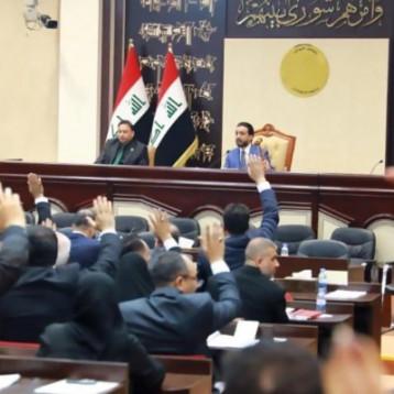 سائرون: 90% من كتل البرلمان توافقت على الدوائر المتعددة والانتخابات المبكرة