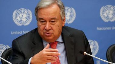 غوتيريش: غايتنا الأساس تعزيز الكرامة الإنسانية وإنقاذ البشر من ويلات الحروب