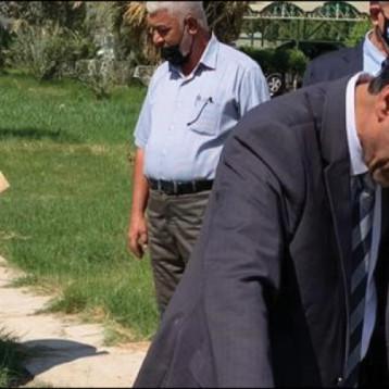 كلية الزراعة في جامعة البصرة تنفذ فعاليات تخصصية ضمن حملة المليون شجرة