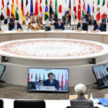 السعودية تستضيف قمة افتراضية لمجموعة العشرين