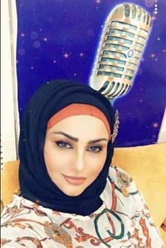 إباء سعدي الجبوري: قدوتي امل المدرس وسميرة جياد دعمتني