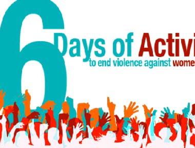حملة الستة عشر يوما ونشاطات لمناهضة للعنف ضد المرأة