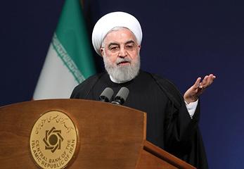 روحاني يرفض بعد موافقة البرلمان الإيراني على زيادة تخصيب اليورانيوم