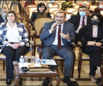 وزير التخطيط يجدد التزام العراق بتحقيق أهداف التنمية المستدامة ٢٠٣٠
